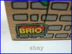 BRIO SKY BRIDGE for Wooden Train Track Set (Brio Thomas) VERY RARE