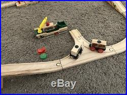 BRIO Wooden Train Egyptian Pyramid Adventure Set! Thomas! Very Nice