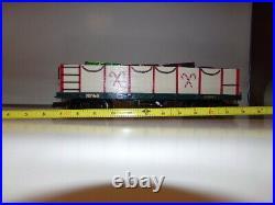 Bachmann Northern Lights Christmas Train Set Very Rare Original Big Haulers