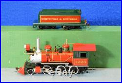 Bachmann Spectrum On30 Christmas Train Set Very Good Condition or Better
