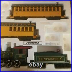 Bachmann Train Set Big Hauler Chattanooga Railroad Very Nice Complete