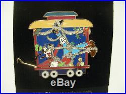 DISNEY PINS 5 Pin Set LE 100 DA Auctions A Very Merry Xmas Train Set Christmas