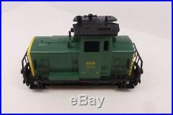 DJ Model Power (Faller) 3806 E-Train 0-6-0 Freight Set 2 Rail DC Very Cute