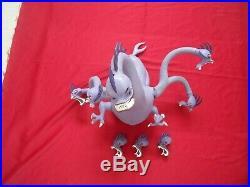Disney Hercules Terrifying Hydra Figure Very Rare 1997