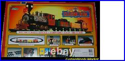Echo Kraft Branded Classic Rail G-Scale Train Set (Item #89128 1996) VERY RARE