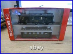 Fleischmann H0 81 5062 K Unfall Emergency Train Set Boxed Very Good Condition