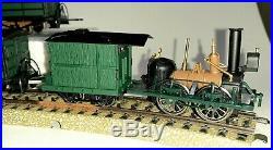 HO VERY RARE BACHMANN EARLY PASSENGER TRAIN Set