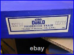 Hornby Dublo EDL12 Duchess of Montrose Passenger Train set. Boxed, very good