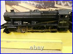 Hornby Dublo Express Goods Train Set 2-8-0 for 2 rail. Very good cond. Boxed