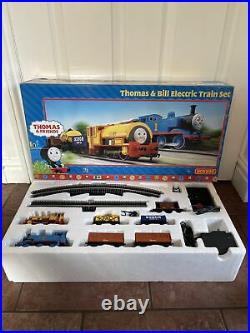 Hornby Thomas and bill electric train set. Thomas and Friends Very Good