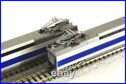 KATO N-Scale K10914-1 #4404 TGV POS 10 Car Set with Display UNITRACK VERY RARE