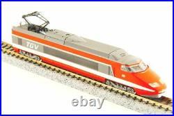 KATO N scale 10-198 TGV Basic 6 car set N Gauge made in JAPAN VERY RARE