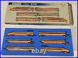 KATO N scale TGV S14701 Basic 6 car set N Gauge made in JAPAN Very Rare