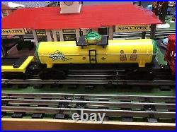 K Line Kash & Karry Train Set No Boxes VERY RARE IN Ex Cd Lower 48 States Only