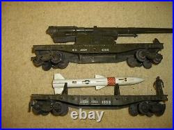 Kusan Kmt Atomic Train Set In Very Good Condition. From 1957-60