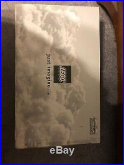 LEGO 10001 METROLINER Train set 9v VERY RARE Set NEW Sealed In Box
