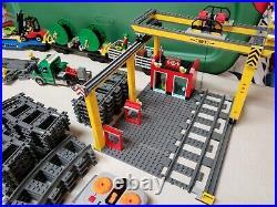 LEGO CITY 60052 CARGO TRAIN With Box Used Very Nice