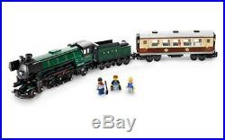 LEGO City Creator 10294 Emerald Night Train New in Box Retired, Very Rare