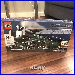 LEGO City Creator 10294 Emerald Night Train New in Box Sealed Retired Very Rare
