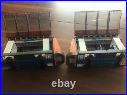 LEGO City Traffic Tram (trolley) ONLY from City Square 60097 Very rare 80%