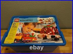 LEGO Education Duplo Push Train Set 9212 NEW in Factory Bin VERY RARE 2006