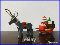 LEGO Set #4002018 Employee 2018 Christmas Gift New In Box Very Rare