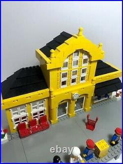 LEGO Train 9V Metro Station 4554 (1991) Very rare
