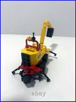 LEGO Train 9V Road and Rail Repair 4525 Very rare. Retired