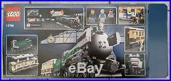 LEGO Trains Emerald Night (10194) Brand New Please Read-Very Rare Set from 2009