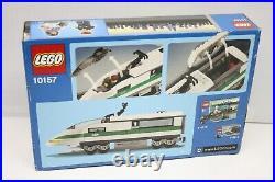 LEGO World City 9v High Speed Train Locomotive (Item# 10157) Very Rare NISB