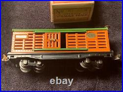 LIONEL PreWar Electric Train Set 253 812 813 814 816 817 VERY NICE