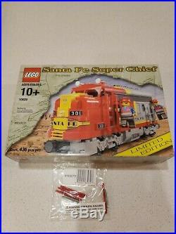 Lego 10020 Santa Fe Super Chief LIMITED EDITION Sealed- MISB, NIB Very RARE