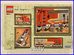 Lego 10020 Santa Fe Super Chief Sealed Box Mint Condition MISB NISB Very Rare