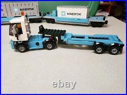 Lego #10219 Creator Maersk Train Used Very Nice With Box