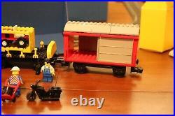 Lego 4563 Train Hauler Load And Haul Railroad 1992 Vintage Works! VERY NICE