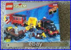 Lego 9V Train Classic Train #3225 BOX ONLY / Used /1998 / VERY RARE
