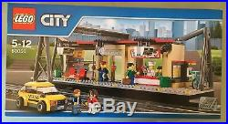 Lego CITY 60050 Train Station RETIRED very RARE (New & Sealed)