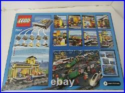 Lego City 7997 TRAIN STATION Brand New, Sealed Box BNIB VERY RARE from 2007