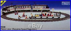 Lego City Metroliner Train 10001 (4558) New in Box Retired, Very Rare