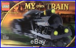 Lego My Own Train 3746 Brown Train (Very Rare Lego!)