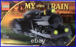 Lego My Own Train 3747 Grey Train (Very Rare Lego!)