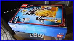 Lego Space Police Container Heist 5972 very rare NEW sealed
