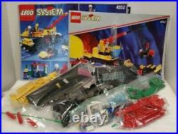 Lego Trains 9V / CARGO CRANE #4552 COMPLETE / 287 PCS /1995/ VERY RARE