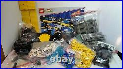 Lego Trains 9V / CARGO RAILWAY #4559 USED 846 PCS / 1996 / VERY RARE