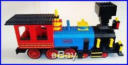 Lego Vintage 396 Thatcher Perkins Locomotive, VERY RARE