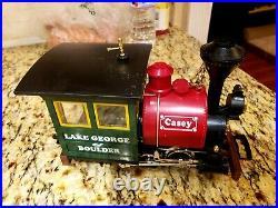 Lehmann Gross Bahn G Scale Fantasy Lake George & Boulder VERY RARE Train Set