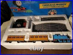 Lionel 0 Gauge 6-31956 Thomas &Friends Complete Train Set, Very Nice Set 2004