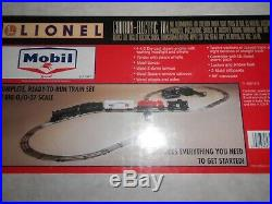 Lionel MOBILE Special Train Set 0/0-27 Gauge NIB Sealed Very Limited # 6-11957