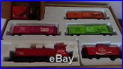 Lionel Nostalgic Coca Cola Train set, K1220 very good