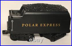 Lionel Polar Express Train Set Model 711795 Works, Very Nice READ FREE SHIPPING